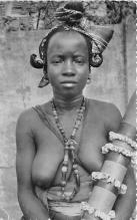 afr002528 - African Nude Postcard