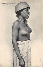afr002539 - African Nude Postcard