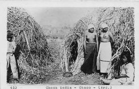 afr002547 - African Nude Postcard