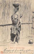 afr002548 - African Nude Postcard