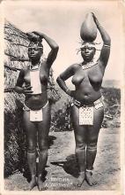 afr002550 - African Nude Postcard
