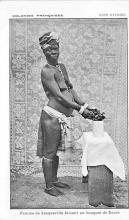 afr002551 - African Nude Postcard