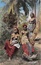 afr002554 - African Nude Postcard