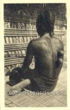 afr025003 - Congo Belge African Nude Nudes Postcard Post Card