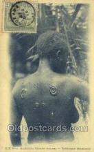 afr050012 - Kabinda African Nude Nudes Postcard Post Card