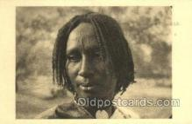 afr050017 - Tchad African Nude Nudes Postcard Post Card