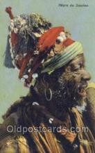 afr100001 - Negro du Soudan African Life Postcard Post Card
