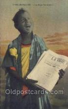 afr100002 - Types Marocains African Life Postcard Post Card