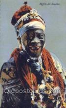 afr100003 - Negro du Soudan African Life Postcard Post Card