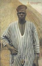 afr100014 - African Life Postcard Post Card