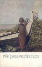 afr100018 - African Life Postcard Post Card