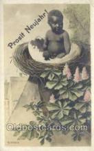 afr100020 - African Life Postcard Post Card