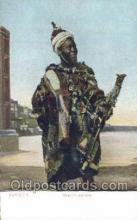 afr100022 - African Life Postcard Post Card