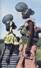 afr100024 - African Life Postcard Post Card