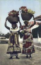 afr100029 - African Life Postcard Post Card