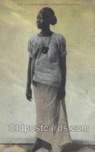 afr100034 - African Life Postcard Post Card