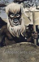 afr100040 - Moyen Congo African Life Postcard Post Card