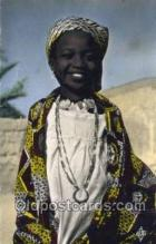 afr100041 - Tchad African Life Postcard Post Card