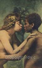 afr100052 - African Life Postcard Post Card