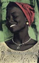 afr100056 - Congo Belge African Life Postcard Post Card