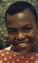 afr100059 - Cameroun African Life Postcard Post Card