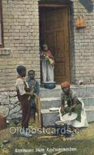 afr100060 - African Life Postcard Post Card