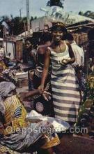 afr100061 - African Life Postcard Post Card