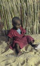 afr100063 - African Life Postcard Post Card