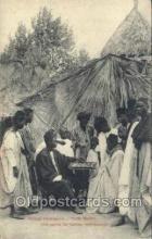 afr100069 - Senegal African Life Postcard Post Card