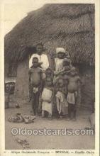 afr100070 - Senegal African Life Postcard Post Card