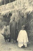 afr100071 - Senegal African Life Postcard Post Card