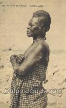 afr100072 - Senegal African Life Postcard Post Card