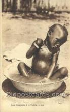 afr100073 - Senegal African Life Postcard Post Card