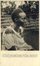 afr100087 - Ruanda African Life Postcard Post Card