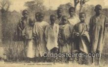 afr100092 - Senegal African Life Postcard Post Card