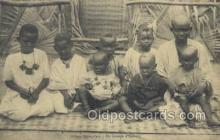 afr100099 - Senegal African Life Postcard Post Card
