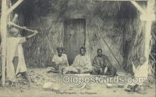 afr100100 - Senegal African Life Postcard Post Card