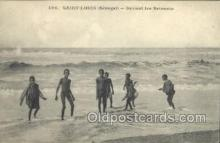 afr100101 - Senegal African Life Postcard Post Card
