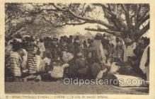afr100106 - Senegal African Life Postcard Post Card