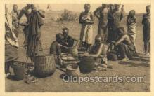 afr100111 - Ruanda African Life Postcard Post Card