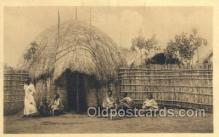 afr100115 - Ruanda African Life Postcard Post Card