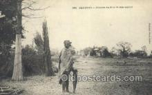afr100125 - Senegal African Life Postcard Post Card