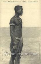 afr100148 - Senegal African Life Postcard Post Card