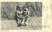 afr100180 - African Life Postcard Post Card