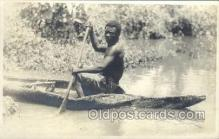afr100181 - African Life Postcard Post Card
