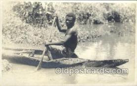 afr100181 - African Life Postcard Post Card