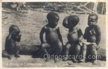 afr100189 - African Life Postcard Post Card