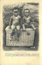 afr100196 - African Life Postcard Post Card