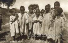 afr100200 - Ediz African Life Postcard Post Card