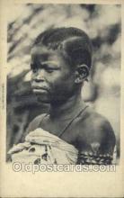 afr100202 - Congo Belge African Life Postcard Post Card